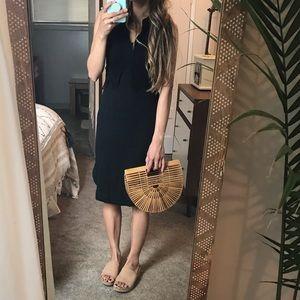 Anthropologie Lace Midi Dress